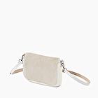 O pocket total milk eco fur flap